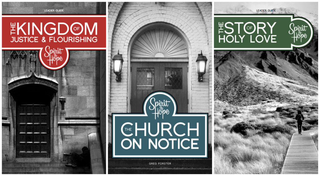 Spirit of Hope: Church Resources